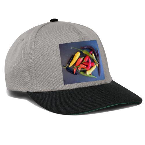 Chili bunt - Snapback Cap