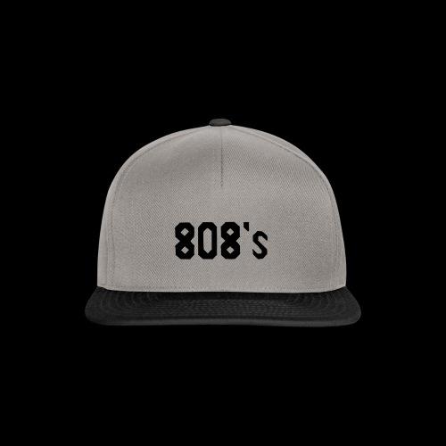 808's Badge - Snapback Cap