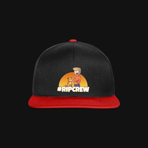 Rippelz - #RIPCrew - Snapback Cap