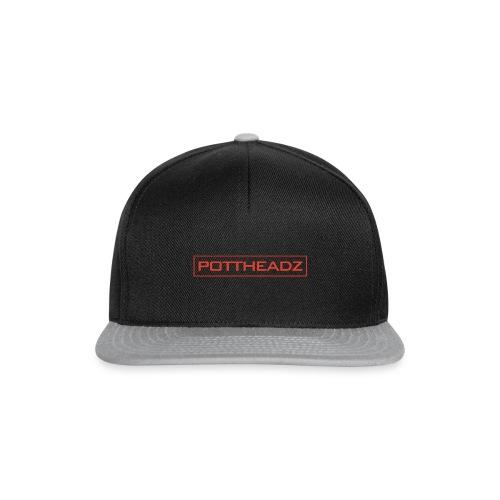 PottHeadz basics - Snapback Cap