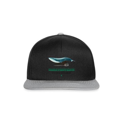 Blåhvalens unger - Snapback Cap