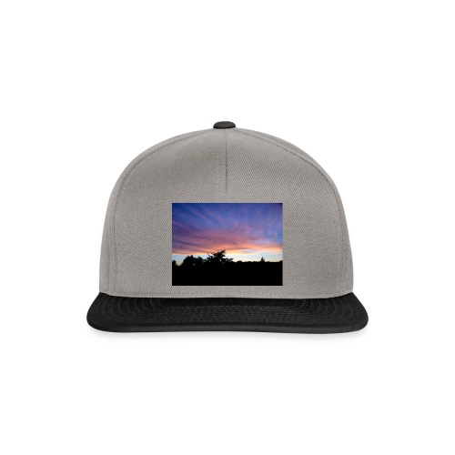 Sunset - Snapback Cap
