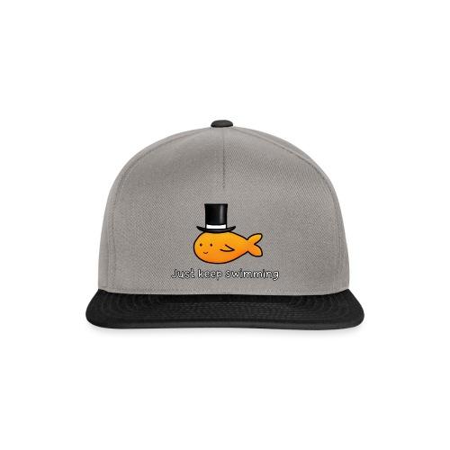 HAT FISH - Snapback Cap