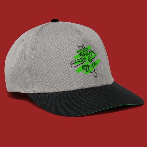 spinous life - Snapback Cap