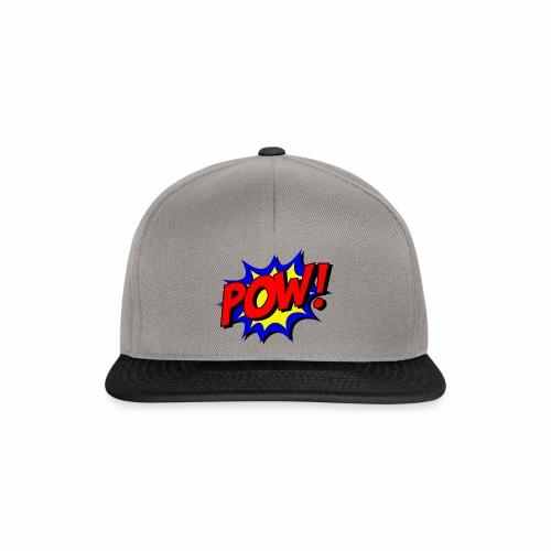 POW! - Snapback Cap