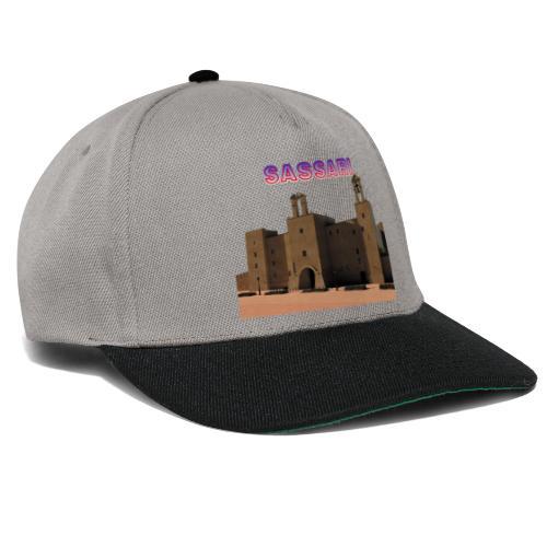 SASSARI1 - Snapback Cap