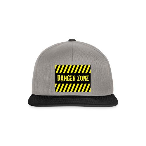 Danger Zone - Snapback Cap