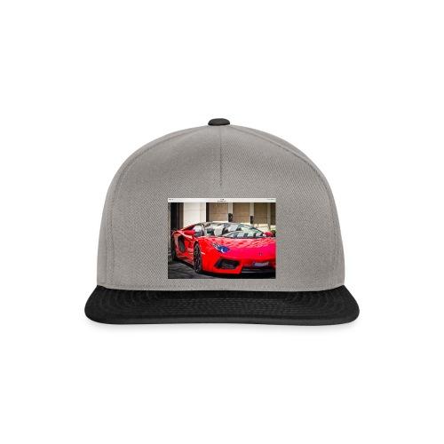 Neuer mech - Snapback Cap