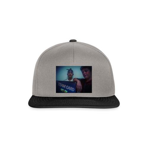team-cardx09 - Snapback Cap