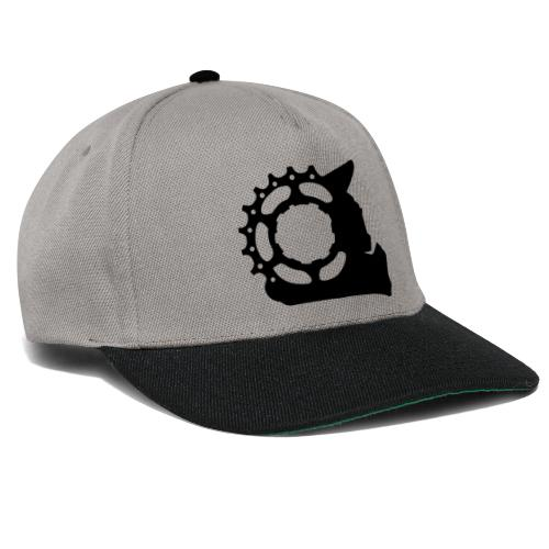 Black & White - Normal - Snapback Cap
