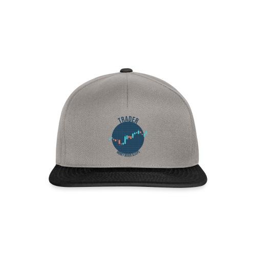 Trader Money Never Sleeps - Snapback Cap