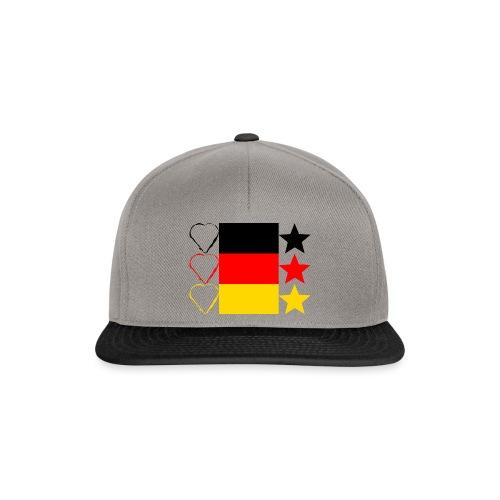 Liebe Deine Stars - Snapback Cap