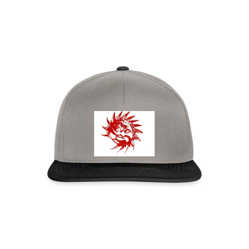 A RED SUN - Snapback Cap