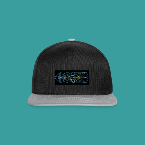 simmetria intelletuale - Snapback Cap