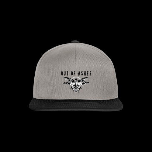 Out Of Ashes White - Snapback Cap