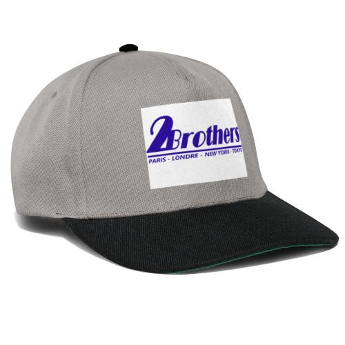 Marque 2Brothers - Casquette snapback