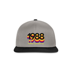 VHS - Casquette snapback