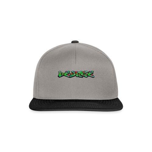 DE_UNGE_LOGO-png - Snapback Cap