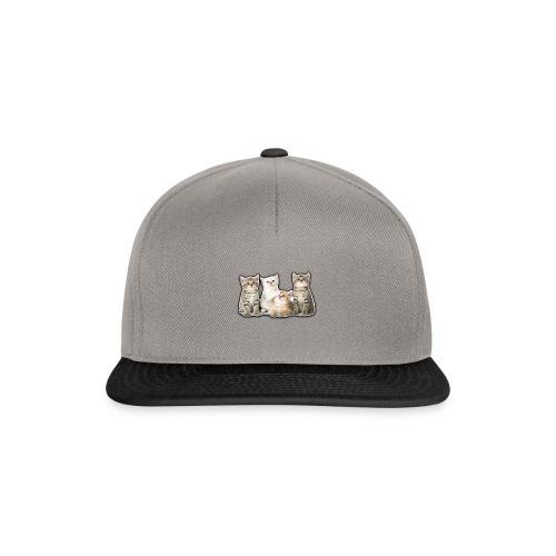 Katzenbabys - Snapback Cap