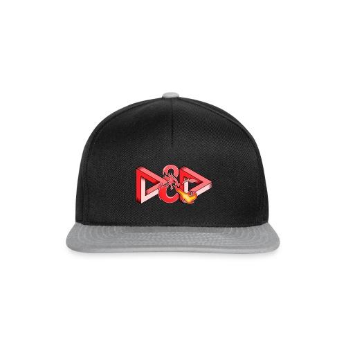 Pysyvät Dungeons and Dragons - dnd d & d - Snapback Cap