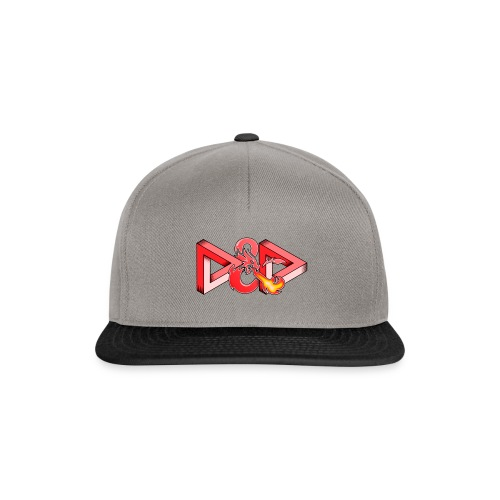 Pysyvät Dungeons and Dragons - dnd d & d - Snapback Cap