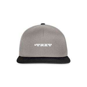 Merch Collection #1 - Snapback Cap