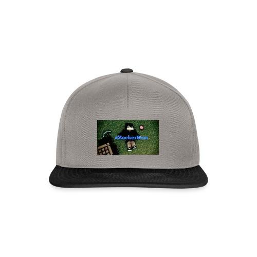 #Zockerbros t-shirt - Snapback Cap