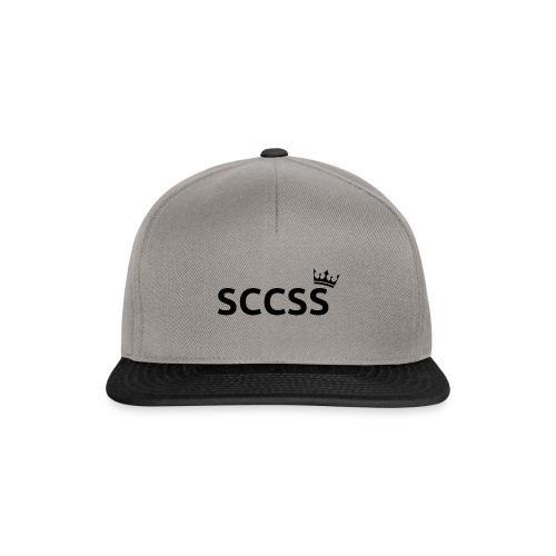 SCCSS - Snapback cap