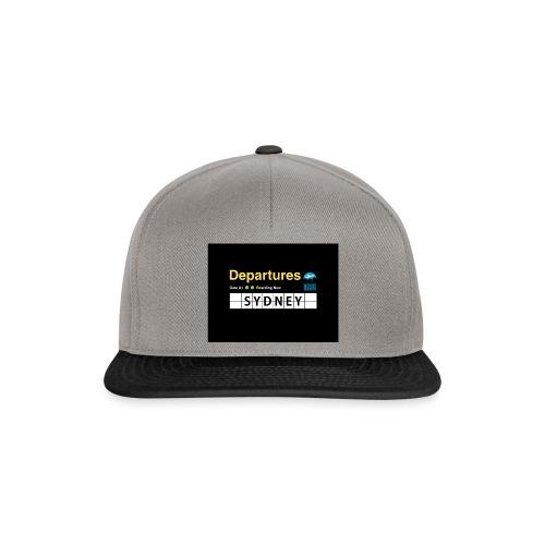 SYDNEY png - Snapback Cap