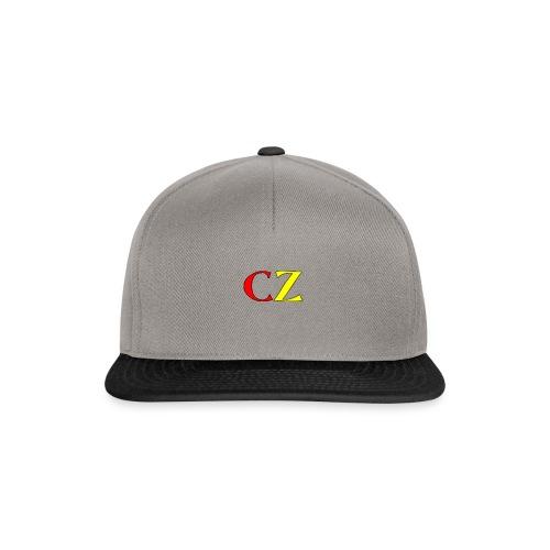 CZ vrouwen t-shirt - Snapback cap