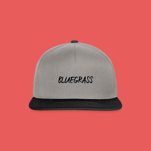 BLUEGRASS - Snapback cap