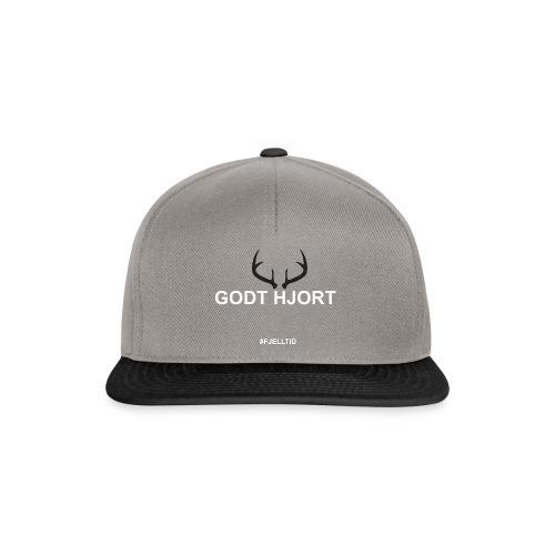 Godt Hjort - Snapback-caps
