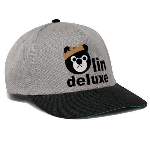 Bärlin Deluxe Motiv - Snapback Cap