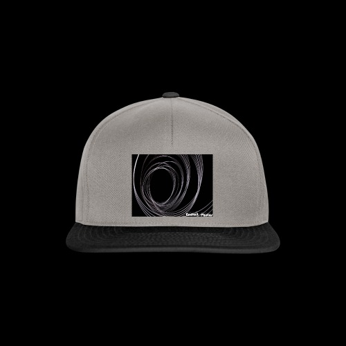 Lightpainting 2 - Snapback Cap