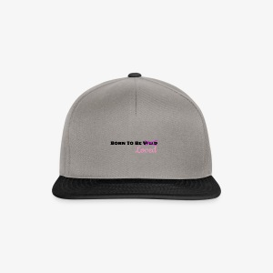 Born To Be Loved - Snapback Cap