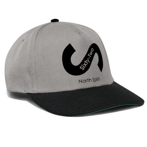 Logost premier logo de la marque lifesty Sixty-two - Casquette snapback