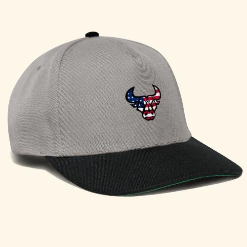 American Bull - Casquette snapback