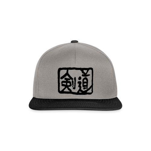 Kendo - Snapback Cap