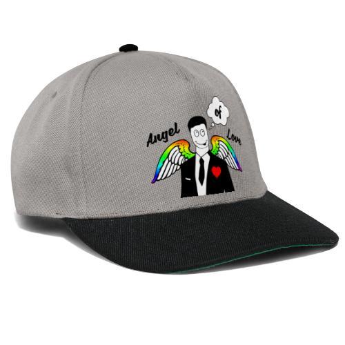 Angel of Love Regenbogen - Snapback Cap