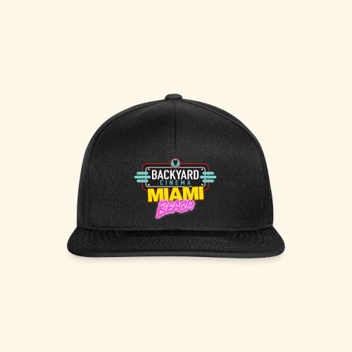 Miami Beach - Snapback Cap