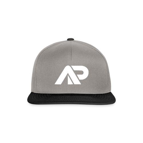 APGP Hvid - Snapback Cap