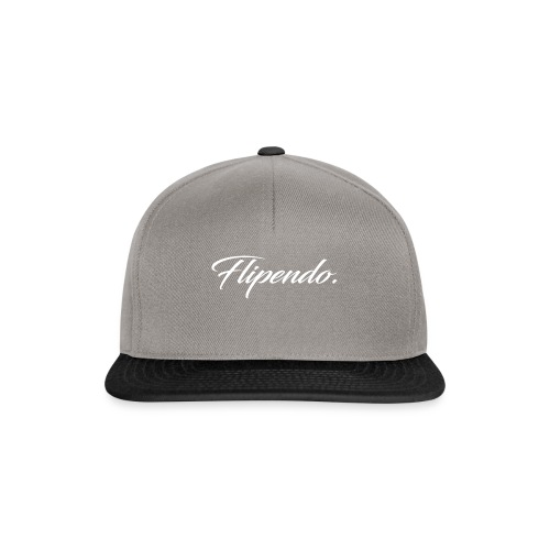 Flipendo. - Snapback cap
