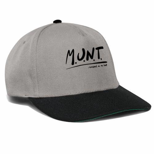 Munt - Snapback cap