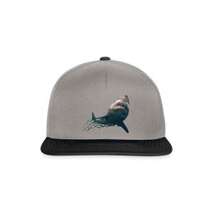shark2-png - Snapback Cap