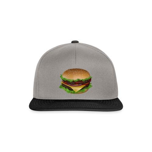 Burger - Snapbackkeps