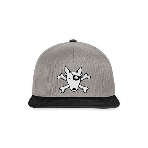 PIRATE Bullterrier - Snapback Cap