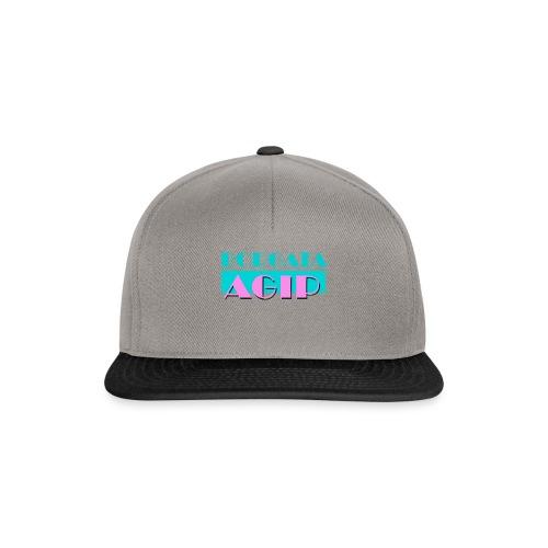 BORGATA AGIP - Snapback Cap