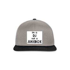dj_jukebox - Snapback-caps