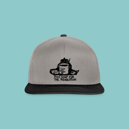 Wat een soepjurk! 2 - Snapback cap
