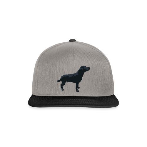Labrador stehend - Snapback Cap